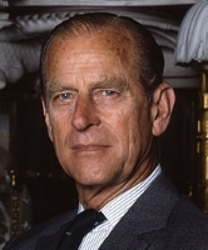 Image of HRH Duke of Edinburgh