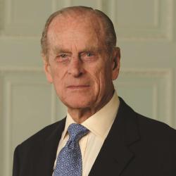 Image of HRH Duke of Edinburgh