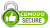 Image: Website secured by cPanel, Inc. and Comodo SSL